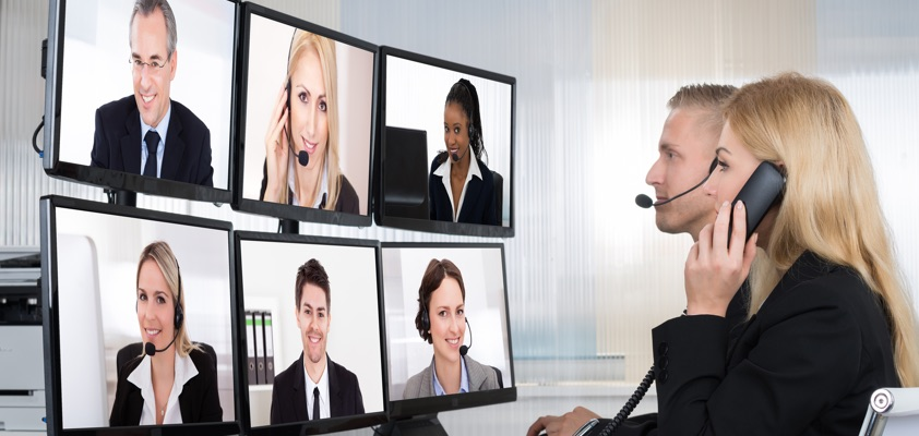 Telepresence video-conferencing systems